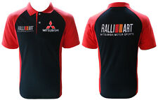 Mitsubishi Ralliart Polo Shirt