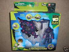 New Ben 10 Alien Force Alien Creatures Chromastone