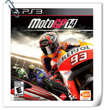 PS3 MOTOGP 14 SONY PlayStation Games Racing Bandai Namco