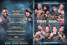 Official ROH Ring of Honor Death Before Dishonor XII Chicago 2014 Event DVD