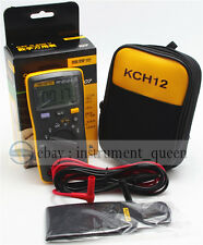 Fluke107+KCH12 SOFT CASE Palm-sized portable/handheld Digital Multimeter !!!F107