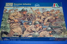 Italeri 6057 - Russian Infantry  scala 1/72