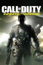 """CALL OF DUTY  POSTER """"INFINITE WARFARE"""" LICENSED """"BRAND NEW"""" COVER"""