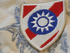 Vtg WWII CBI / China Combat Training Command Variant SSI Military Patch