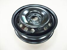 "Genuine Nissan Qashqai 2007- 16"" Space Saver Spare Steel Wheel Rim 40300JD077"