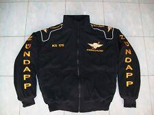 NEU ZÜNDAPP KS 175 Oldtimer Fan-Jacke schwarz  veste jacket jakka jas giacca