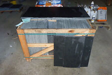Natural  Black Slate Paving Garden Patio Slabs 20m2 600x400mm 15 mmThick