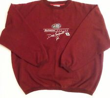 Chase Authentics Nascar 2000 Dale Earnhart Jr #8 Budweiser Racing Sweatshirt XL