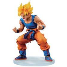 DRAGON BALL Z - Figurine Dramatic Showcase Goku SSJ 13cm (BANPRESTO) !