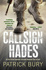 Callsign Hades by Patrick Bury (Paperback, 2011) New Book
