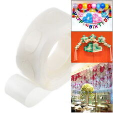 200 Dots Removable Glue Points Photo Balloon Supply Wedding Birthday Party Decor