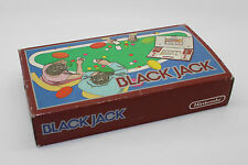 black jack  Game & Watch NINTENDO, NUEVO NEW  #2 EXPO