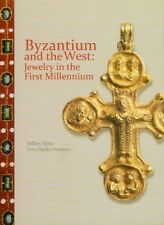 Byzantine Roman Merovingian Jewelry to 1000AD Ring Brooch Pectoral Engraved Gems