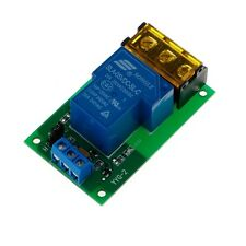 1 Channel 5V 30A Relay Board Module Optocoupler Isolation High/Low Trigger New