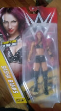 New WWE DIVA Basic Series 59 First in the Line! *SASHA BANKS* NXT Mattel Figure