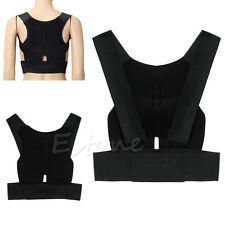 Adjustable Support Correction Back Lumbar Shoulder Brace Belt Posture Corrector
