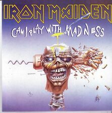 "IRON MAIDEN ""2 Minutes to midnight,Aces High, Can i play.."" Set of 10  VINYL ""7"""