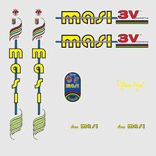 Masi 3V Volumetrica Decals, Transfers, Stickers. n.3