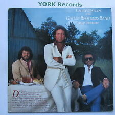 LARRY GATLIN & THE GATLIN BROTHERS BAND - Help Yourself - LP Record CBS 84730