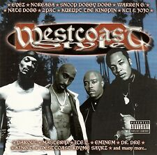 WESTCOAST LA STYLE - VOL. 1 / 2 CD-SETS (MO BEATZ RECORDS! MOB 10022-2)