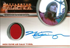 Battlestar Galactica Season 4 - AUTOGRAPH COSTUME Nicki Clyne as Cally Tyrol