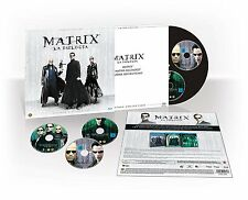 The Complete Matrix Trilogy **Blu Ray B** Vintage Collection Vinil