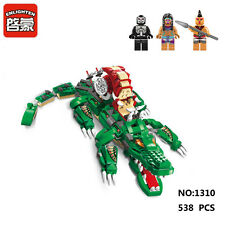 Enlighten Pirates Legendary 1310 Crocodile Figures Enlighten Building Blocks Toy