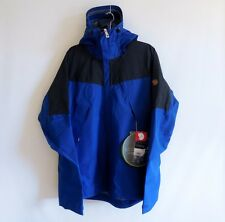 Fjallraven Eco-Trail Waterproof Hooded Men's Jacket Size L New