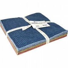"""Shadow Play Woolies Flannel - 10"""" Woolies Colors Squares Layer Cake"""