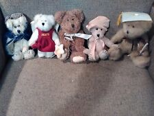 Y4m Boyds Bears Lot of 5, Variety of Adorable Boyd's  Bears!