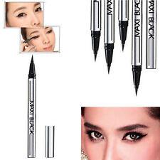1x Elegant Liquid Eye Liner Pen Pencil Black Waterproof Eyeliner Makeup Cosmetic