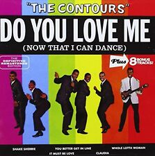 Contours, The Contours - Do You Love Me [New CD] Spain - Import