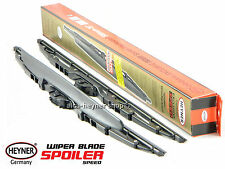 "SAAB 93 1998-2003 SPOILER windscreen WIPER BLADES 21""21"" TWIN PACK"