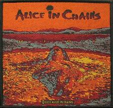 "ALICE IN CHAINS PATCH / AUFNÄHER # 9 ""DIRT"""