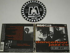 VARIOUS ARTISTS/MOJO CLUB PRESENTS DANCEFLOOR JAZZ VOL.2(MOTOR/516 441-2)CD