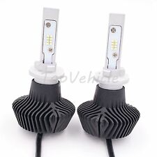 16000LM 160W PHILIPS LED Headlight Kit 880 881 6000K White Color Bulbs ONE Pair