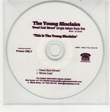 (GE700) The Young Sinclairs, Dead End Street - DJ CD