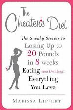 Marissa Lippert - Cheaters Diet (2011) - Used - Trade Cloth (Hardcover)