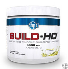 BPI Sports Build-HD Muscle Building Powder  Muscle Building (Best by 4/16)