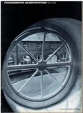 rivista - PROGRESSIVE ARCHITECTURE ANNO 1968 NUMERO 3