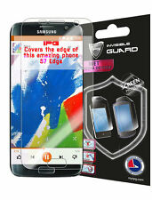 IPG Samsung Galaxy S7 Edge SCREEN Invisible Phone Skin Shield Cover Protector