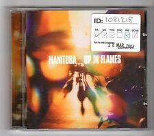 (GZ816) Manitoba, Up In Flames - 2003 CD