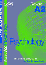 Revise A2 Psychology (Revise A2 Study Guide), Letts Educational
