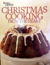 Christmas Cooking from the Heart vol. 13 by Better Homes and Gardens new hardcvo