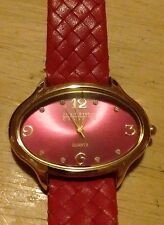 Vintage Joan Rivers Classics ladies watch, running with new battery NR J