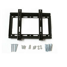 """TV Bracket Flat Wall Mount for LCD LED Plasma 14"""" 19 21 inch 24 27 32"""" 37"""" inch"""