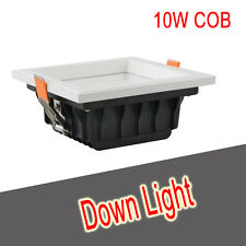 10W COB DOWNLIGHT LED SPOTLIGHT BRIGHT WHITE KITCHEN CEILING ROOF DOWN DAY