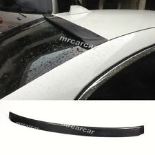 Carbon Fiber A Style Rear Roof Spoiler Window Top Wings Fit for BMW F10 M5 Sedan