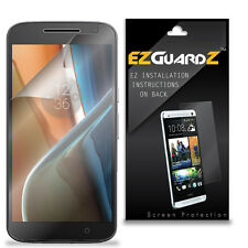 3X EZguardz Screen Protector Skin 3X For Motorola Moto G4 Play