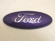 "2004-2015 FORD EDGE,F-150 CUSTOM PAINT EMBLEM,9"",GRILLE OR TAILGATE, PURPLE"